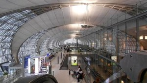 Suvarnabhumi International Airport, foto shared domeinnamen wikipedia