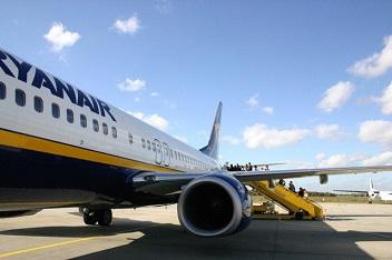 goedkope vlucht Dublin met Ryanair